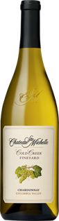 Chateau Ste. Michelle Chardonnay Cold Creek Vineyard 2014...